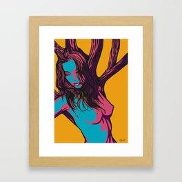 Sleeping Forest 11 Framed Art Print