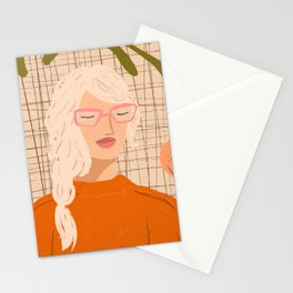 Just Peachy. Stationery Cards