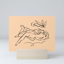 Wildfires Mini Art Print