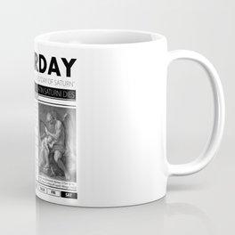 SATURDAY & THE MYTH BEHIND IT Coffee Mug