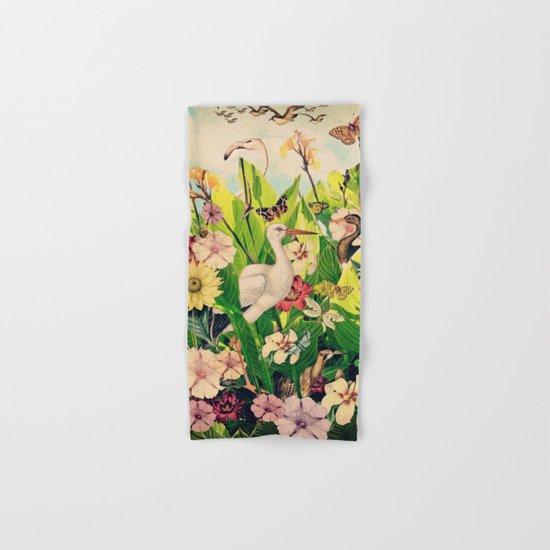 Splendor Hand & Bath Towel