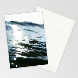 The Shimmering Swell Stationery Cards