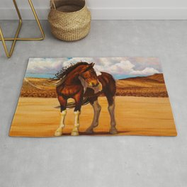 Into The Wide Rug