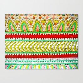 Tile Pattern #1 Canvas Print