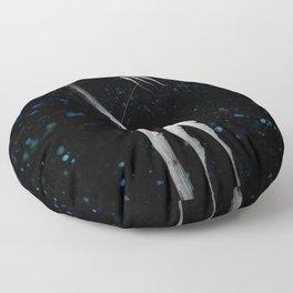 A Tarot of Ink Major Arcana XIV Temperence Floor Pillow