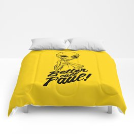 Better call Paul Comforters