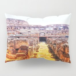 The Lions Den Pillow Sham