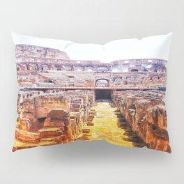 The Lions Den Pillow Sham
