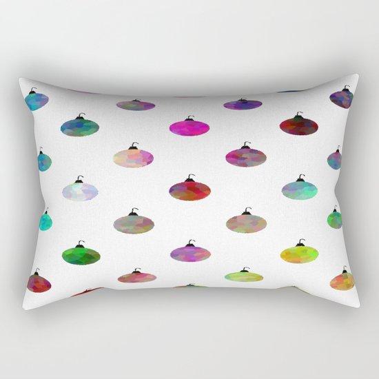 Christmas Decoration Rectangular Pillow