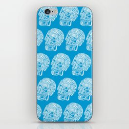 Death by water iPhone Skin