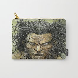 Logan by Roger Cruz Carry-All Pouch