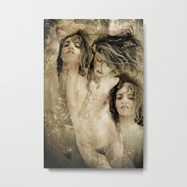 Cupid's Victim Metal Print