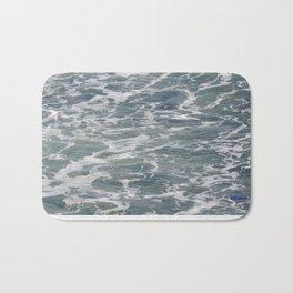 TEXTURES -- Ferry Wake in Puget Sound Bath Mat