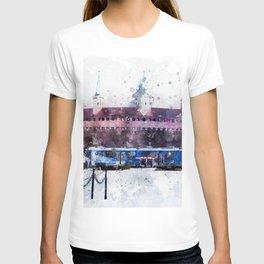 Cracow art 28 #cracow #krakow #city T-shirt