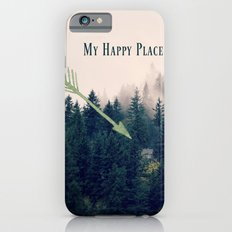 My Happy Place Slim Case iPhone 6s