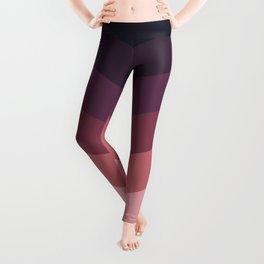 Purple Thunder Storm Leggings
