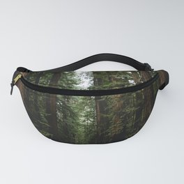 The Road to Wisdom - Nature Photography Fanny Pack