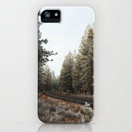 Wisp around the Trees iPhone Case