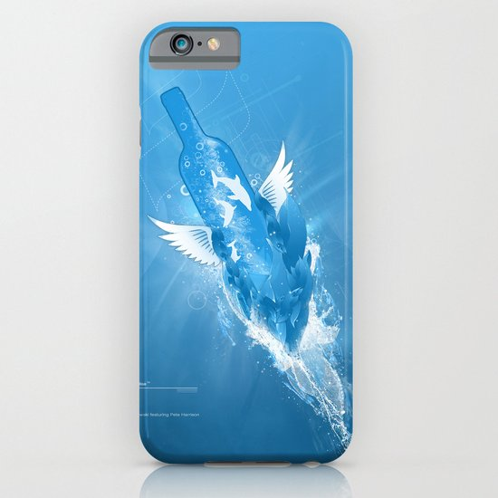 Flowing Paradise iPhone & iPod Case