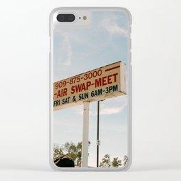Bel Air Swap Clear iPhone Case