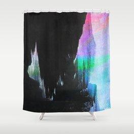 Fleeting Alternative: Winds Shower Curtain