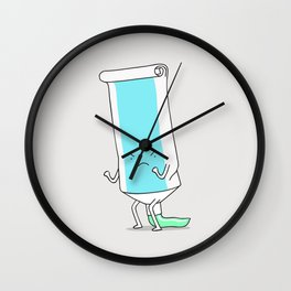 squeeze... Wall Clock