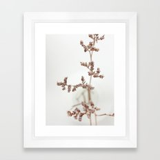 Little Secrets Framed Art Print