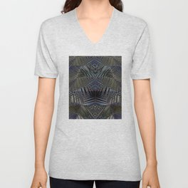 Trippin' Into the Fall Unisex V-Neck