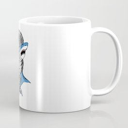 Shark Tornado Coffee Mug