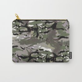 Camo Camo, and the art of disappearing. Carry-All Pouch
