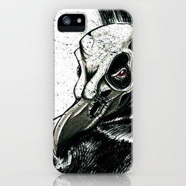 Crowman Burana iPhone Case