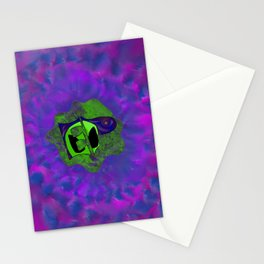Endless Possibilites Space Rock Logo Stationery Cards