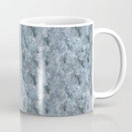Light Blue Celestite Close-Up Crystal Coffee Mug