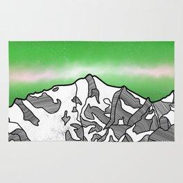 Hkakabo Razi Mountain Rug
