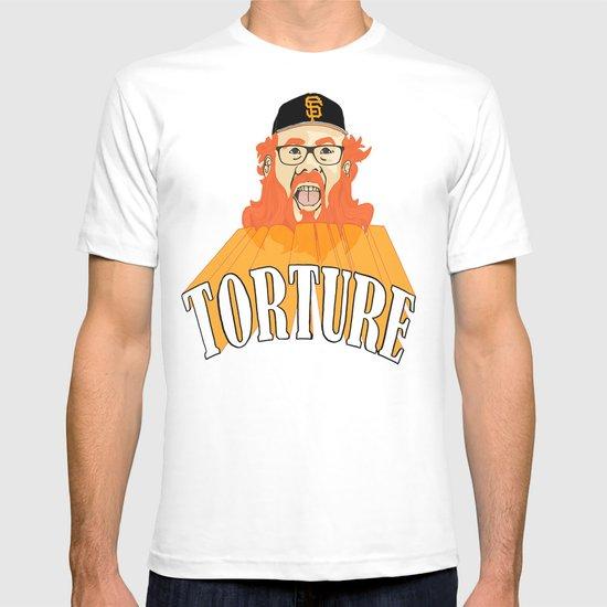 San Francisco Baseball Torture T-shirt