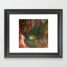 Evolve (revisited) Framed Art Print