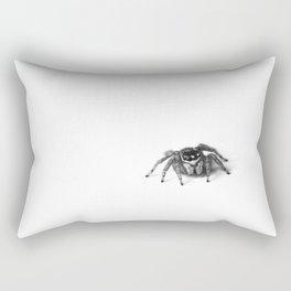 Hungry Eyes Rectangular Pillow