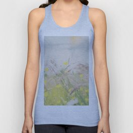 lazy hazy summer days ... Unisex Tank Top