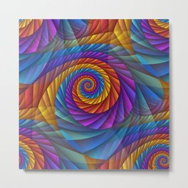 dreams of color -09- Metal Print