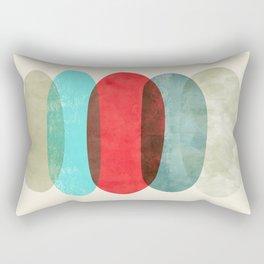 Underneath it all Rectangular Pillow