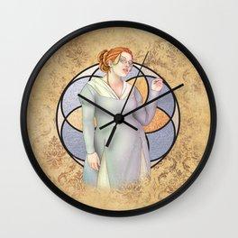 Trisana Chandler Wall Clock
