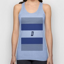Go Dallas! Unisex Tank Top
