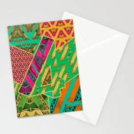 Tile 4 Stationery Cards