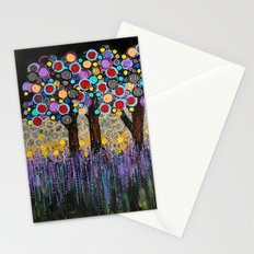 :: When Night Falls :: Stationery Cards