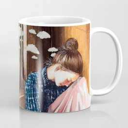 Clouds of Thoughts Coffee Mug