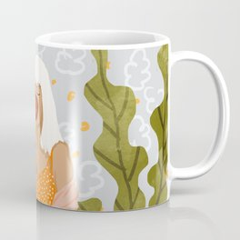 Boss Lady #illustration #painting Coffee Mug