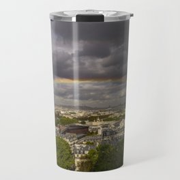 Promise over Paris Travel Mug