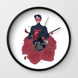 FLORA: Jason Wall Clock