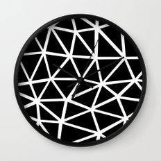 Seg Zoom 1 Wall Clock