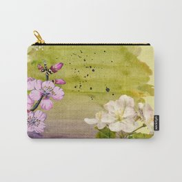Green Tea Carry-All Pouch